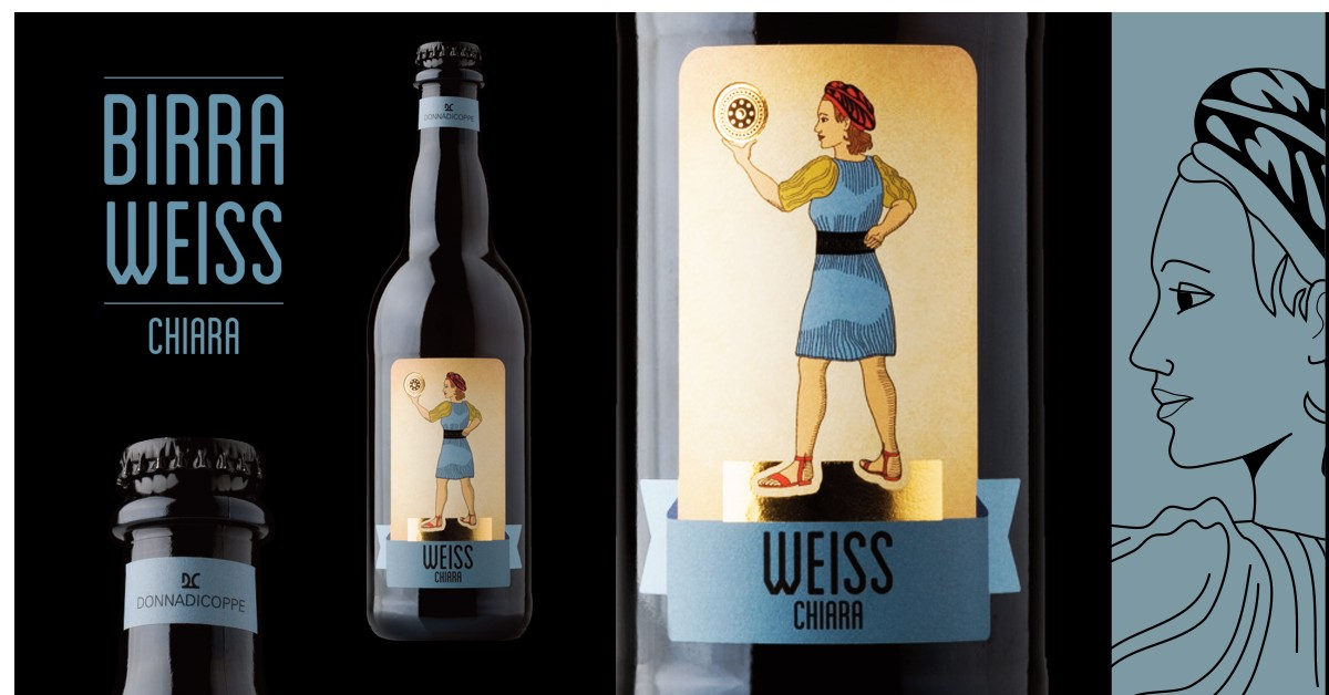 WEISS Beer - White