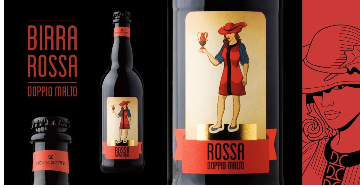 Birra ROSSA - Doppio Malto