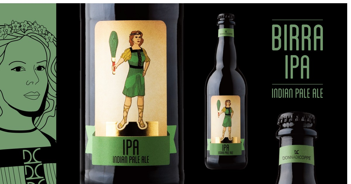 IPA Beer - Indian Pale Ale